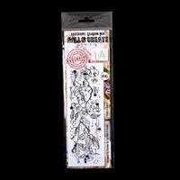 AALL & Create Stamp - Twigs & Leaves-740698