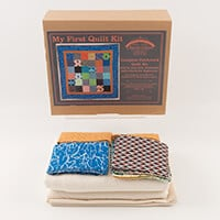 Beyond Fabrics - My First Quilt Kit-740849