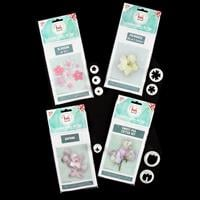 FMM FunCraft Blossom, Primrose, Daphne & Sweet Pea Cutters Set-744853