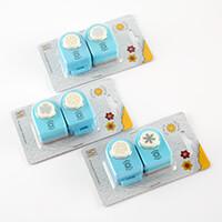 Set of 3 Flower Punch & Emboss Sets-745769