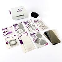 Gemini Go Machine Kit with 3 x Die Sets, 1 x Stamp Set and 3 x Em-746866