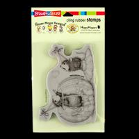 Stampendous House Mouse Designs Gumdrop Toss Stamp-747468