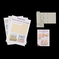 Robert Addams Floral Display Box CD-Rom & Popping Display Box Tem-749413