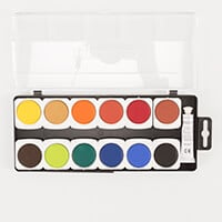 Koh-I-Noor® 12 x Watercolour Artist's Blocks-749763