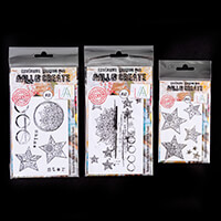 AALL & Create Stamp Sets -  Lacy, Mandala's and Interstellar - 17-755143
