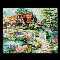 Pixelhobby Cottage - 16 x Baseplates, 261 x Pixelsquare Sheets & -758166