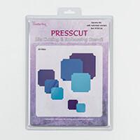 Press Cut Notched Corner Square Die Set - 20 Dies-759543