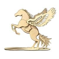 Samantha K Large 3D Pegasus - 40x44x34cm Wing to Wing-762242