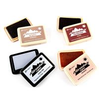 Ranger 4 x Adirondack Ink Pads - Cool Peri, Raisin, Salmon & Haze-764278