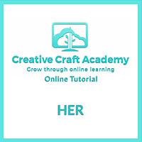 Creative Craft Academy Online Tutorial - Her-767445