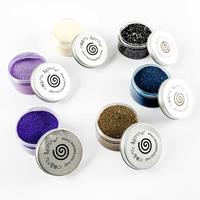 Cosmic Shimmer 6 x Ultra Thick Embossing Crystals - Assorted Colo-770518