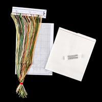 Thea Gouverneur Boy & Rabbit Cross Stitch Kit-771474