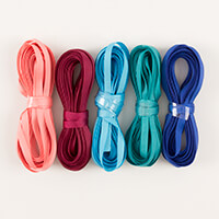 Eleganza grosgrain ribbon pack - Brights - 50m-771541