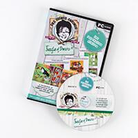MJM Jungle of Dreams - Inspiration Station CD-ROM-771858