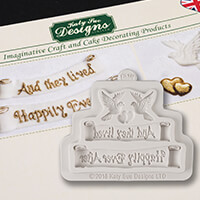 Katy Sue Happily Ever After Silicone Mould-777002