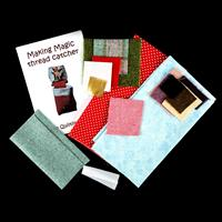 Quilting Antics Making Thread Catcher Kit-777289