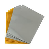 Stamp Addicts 8 Sheets of Metallic Shrink Plastic-777431