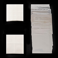 Tonertex™ Mixed Faux Shisha Mirror Pack - 30 x Foil Sheets & 280 -778072