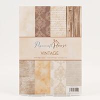 Wild Rose Studio A4 Paper Stack - Vintage-778308