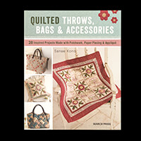 Quilted Throws  Bags and Accessories by Sanae Kono-779779