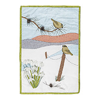 Quilting Antics Seasons Companions Wallhanging Kit - 14.5
