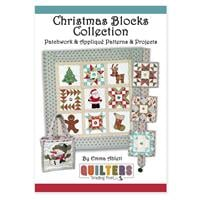 Quilter's Trading Post Christmas Blocks Collection-782095