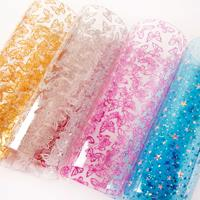 Rosie's 5 x A4 Pick n Mix Transparent Vinyl Sheets-784923