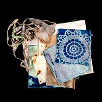Inventors Asylum Fabric Taster/Collage Bundle-785652