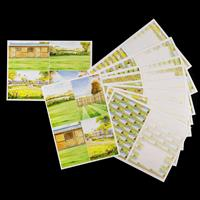 Mark Bardsley Country Show Backing Papers - 10 Sheets, 110gsm-787262