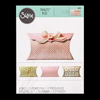 Sizzix® Thinlits™ Plus Set of 5 Dies - Pillow Box-788229