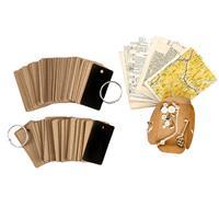 Simply Vintage Pack of Two Mini Journal Pads & Mini Vintage Stash-788397