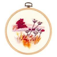 Rowandean Embroidery Sunset Kit-788685