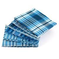 Perfect Occasions - 6 x 100% Cotton Fat Quarter Bundle - Blue Che-790141