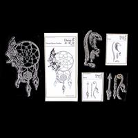 Daisy B Crafts Dreamcatcher, Arrows & Feathers Stamp Sets - 9 Sta-792506