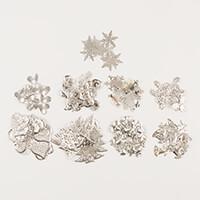 Craft Buddy 132 Metal Filigree Embellishments-793473
