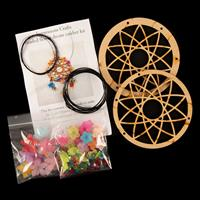 Impressions Crafts 2 x Flower Dreamcatcher Kit-800716