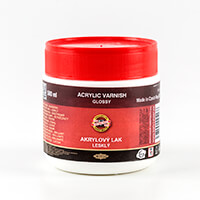 Koh-I-Noor® 500ml Acrylic Varnish - Gloss-800982