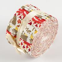 Fabric Freedom Heritage Florals Swiss Roll 100% Cotton - 20x Stri-801728