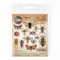 Sizzix® Framelits™ Set of 14 Dies - Entomology-803000