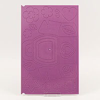 Crafters Companion Ultimate Embossing Boards - Boutique Boxes-806967