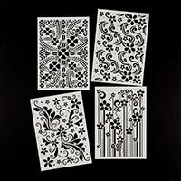 Dawn Bibby A5 Premium Embossing Stencils Pick n Mix Choose 4-809180