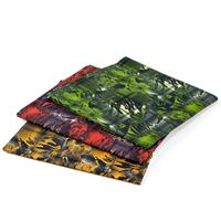 Perfect Occasions Set of 3 100% Cotton Fabrics - Tropical Floral -809941