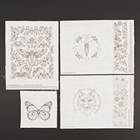 Pink Ink Designs, Colour, Cut & Create - Moth with 3D, Moth Panel-809993