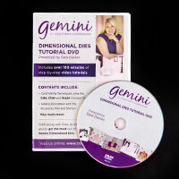Gemini Dimensional Dies Tutorial DVD-810224