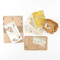Simply Vintage Trinket Box Kit-811320