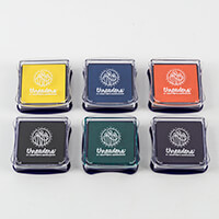 Threaders Fabric Ink Pad - Complete Collection of 6-812343