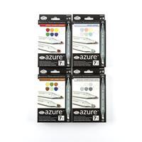 Royal & Langnickel® 4 x Azure™ Colour Marker Set - Primary, Paste-814169