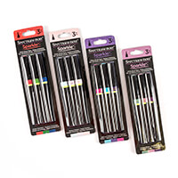 Spectrum Noir Sparkle Pens x 12 - Glitz, Pastels, Winter and Bloo-814719