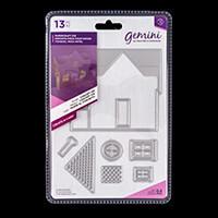 Gemini Create a Card Dimensional Concept Die - House-817173
