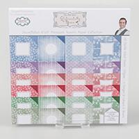 Snowflakes Premium Inserts 8 x 8 Paper Pad - 48 Sheets, 170gsm-827259